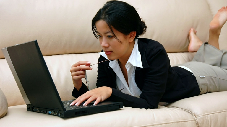 tenants working from home