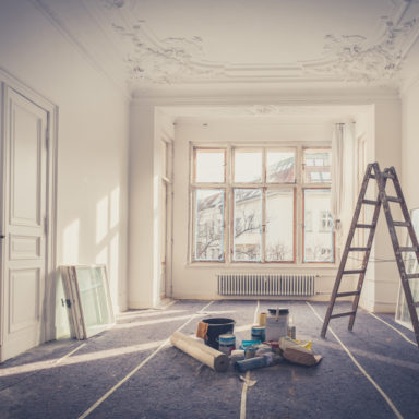 buildings insurance for renovations