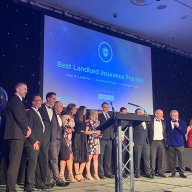 Alan Boswell Group best landlord insurance provider 2020
